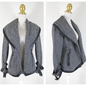 213ca084787 Women s Black Bebe Faux Leather Jacket on Poshmark